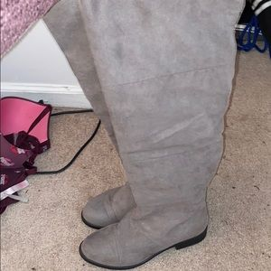 American Eagle Knee High Boots